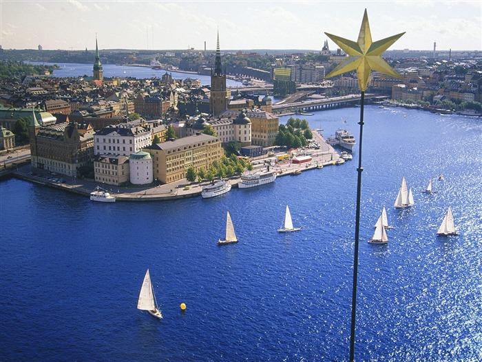 Stockholm- The Capital City of Sweden