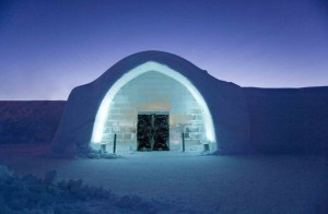 ICEHOTEL is the World's Largest Hotel